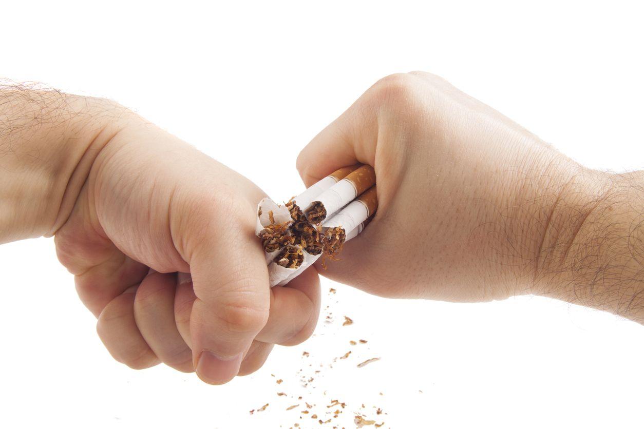 ¡No tires la toalla! Los problemas de recaer en el tabaco después de haberlo dejado