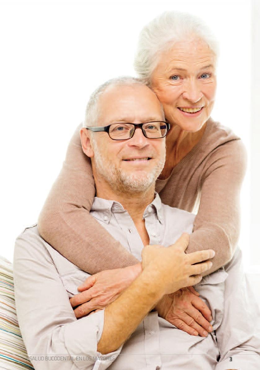 Salud bucodental en los mayores de 60: porque envejecer no es lo mismo que enfermar