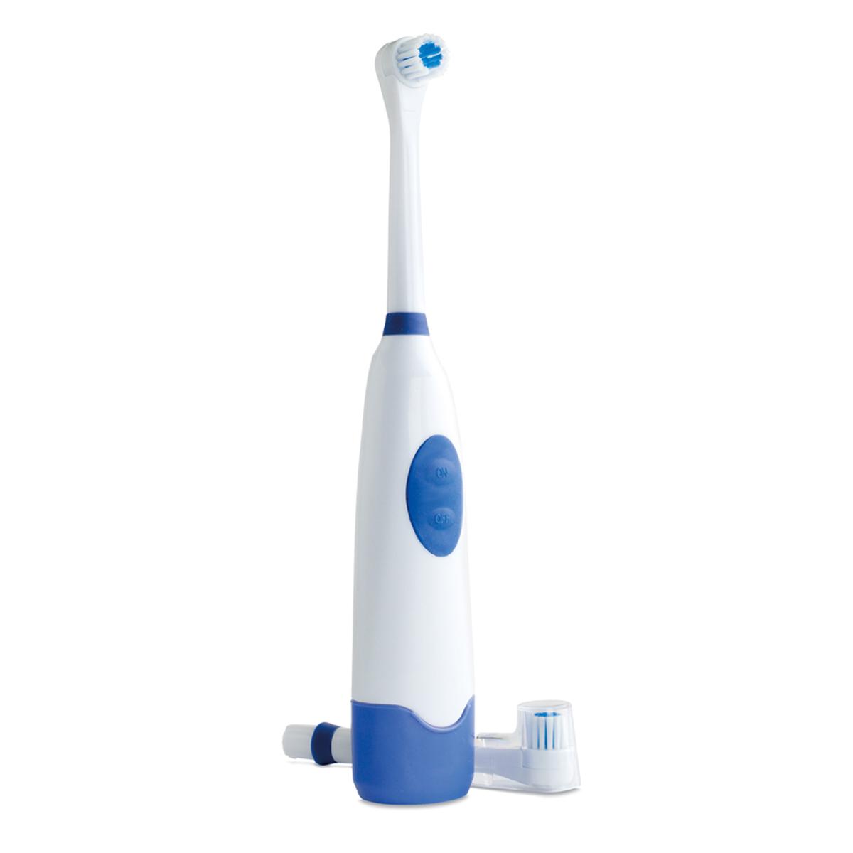 Las ventajas del cepillo eléctrico con respecto al cepillo de dientes tradicional
