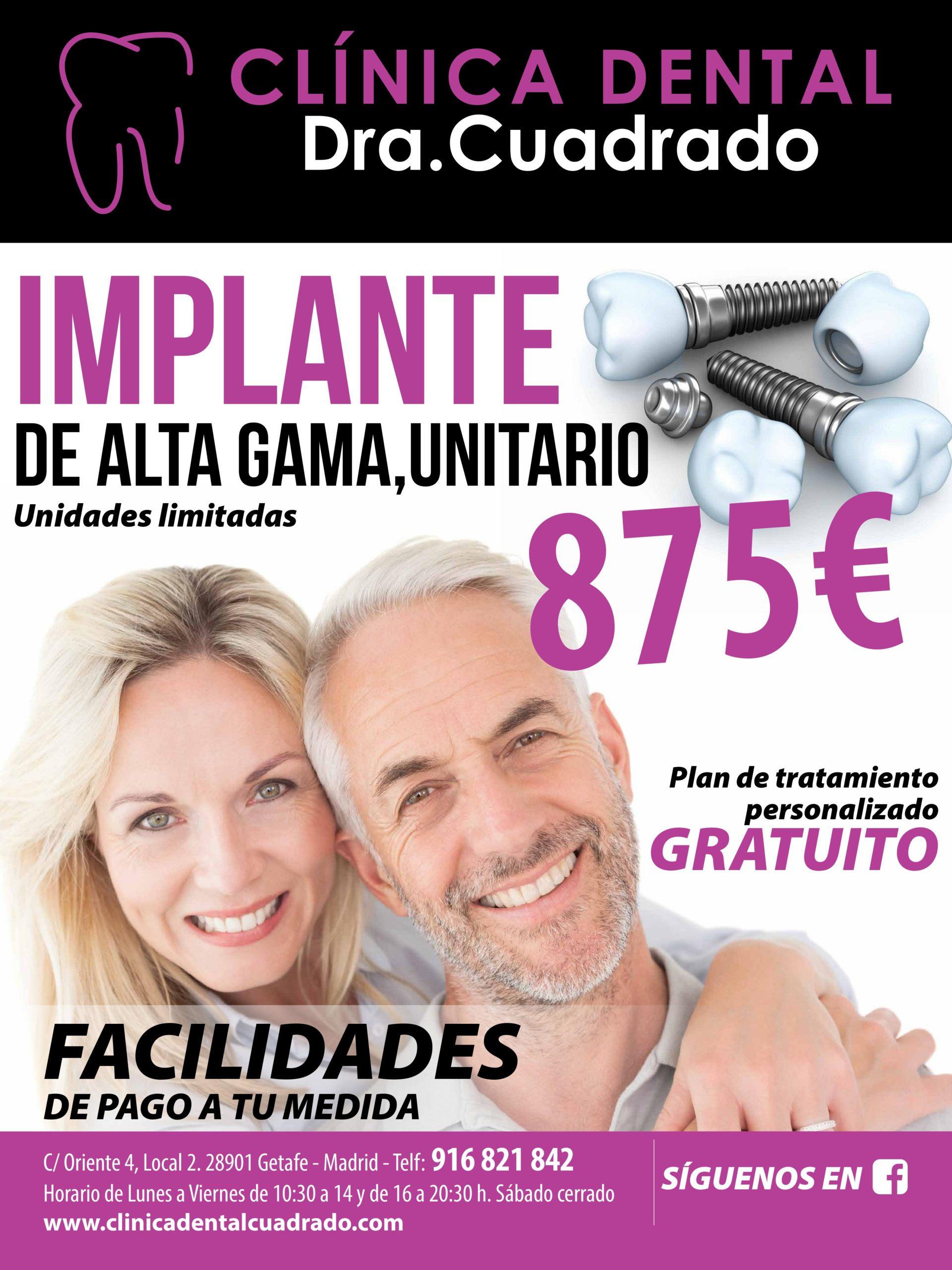 Aprovecha las promociones dentales de nuestros centros en Móstoles y Getafe