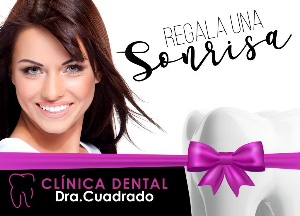 Regala una sonrisa: la nueva promoción de Clínica Dental Cuadrado que no puedes dejar pasar