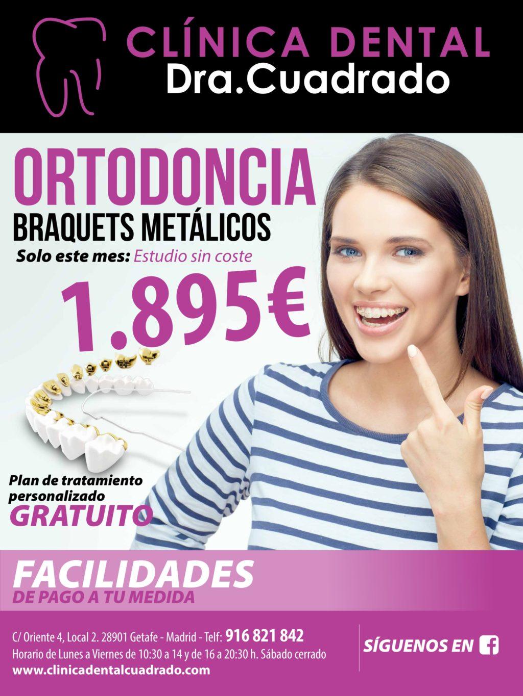 ¡Vuelven las promociones de Clínica Dental Cuadrado…aprovéchalas!