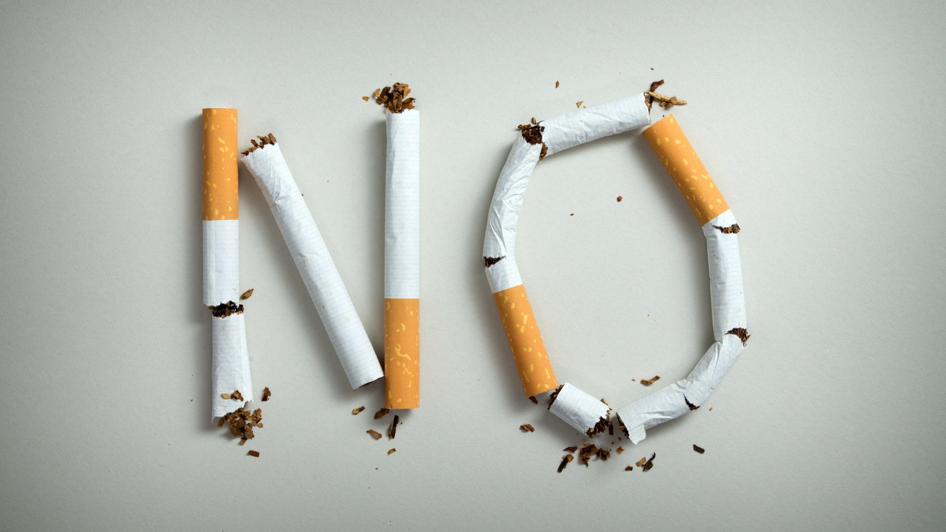 Una buena razón para dejar el tabaco: evitar enfermedades periodontales