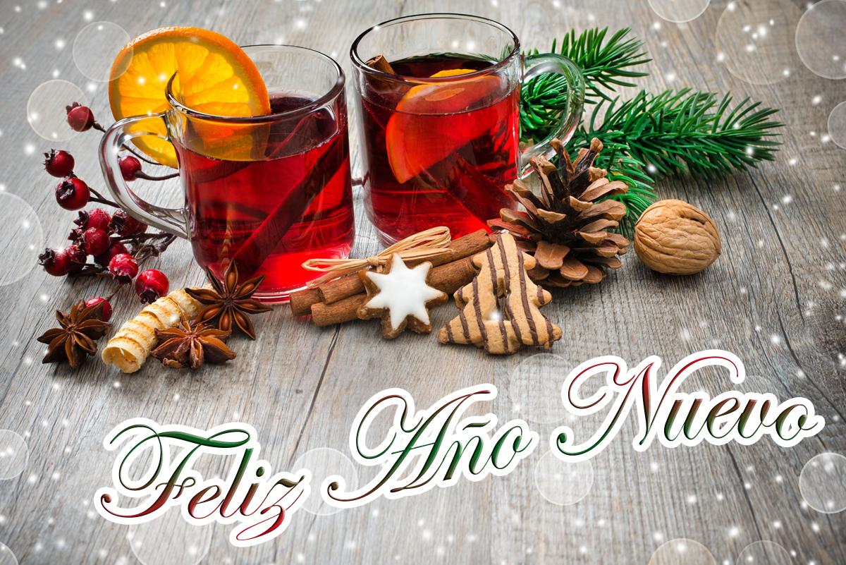 ¡Les deseamos un muy feliz y próspero Año Nuevo!