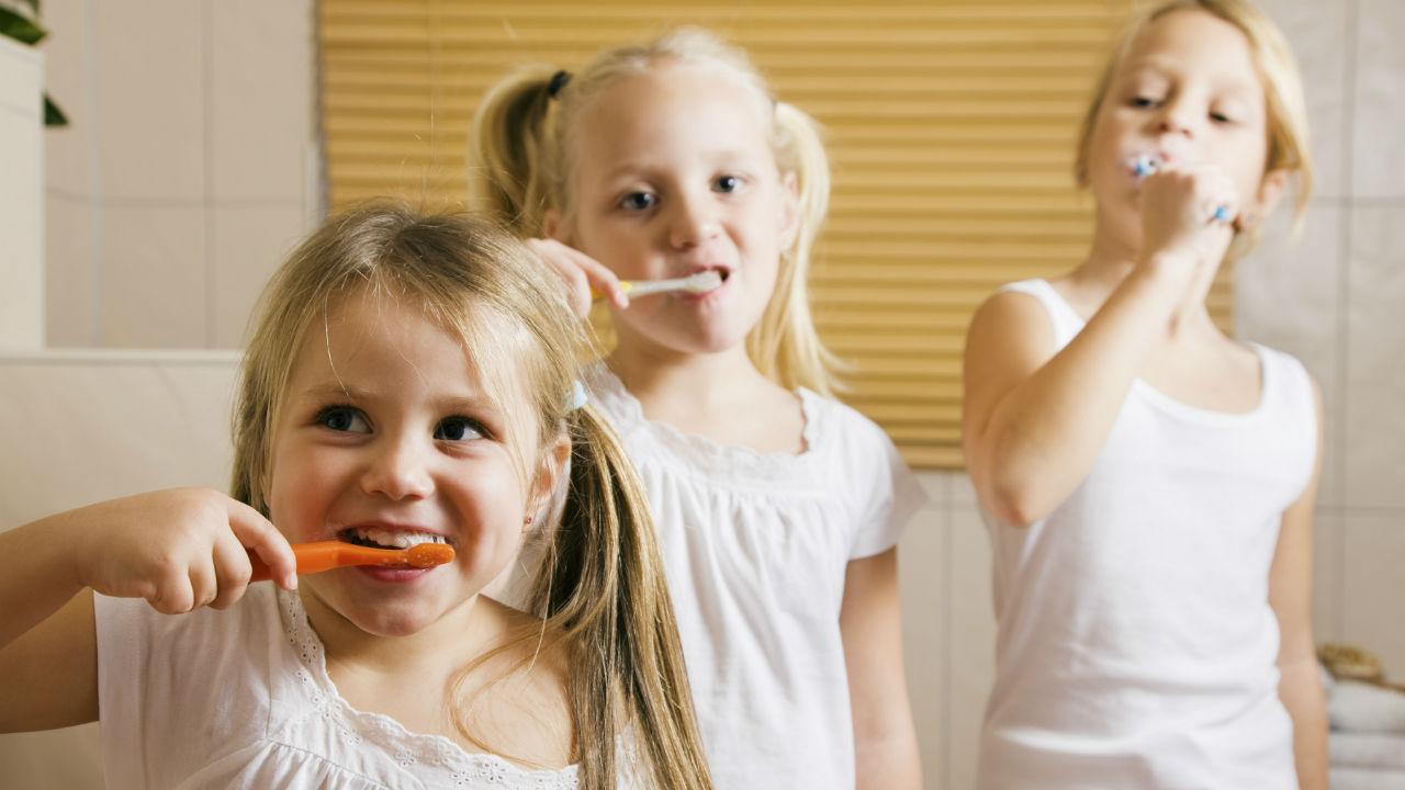 Guía práctica de salud bucodental infantil