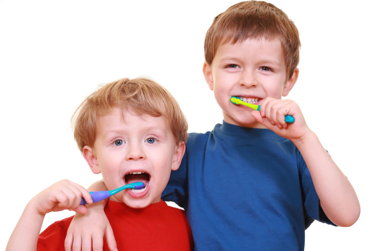 Más consejos de salud bucodental infantil