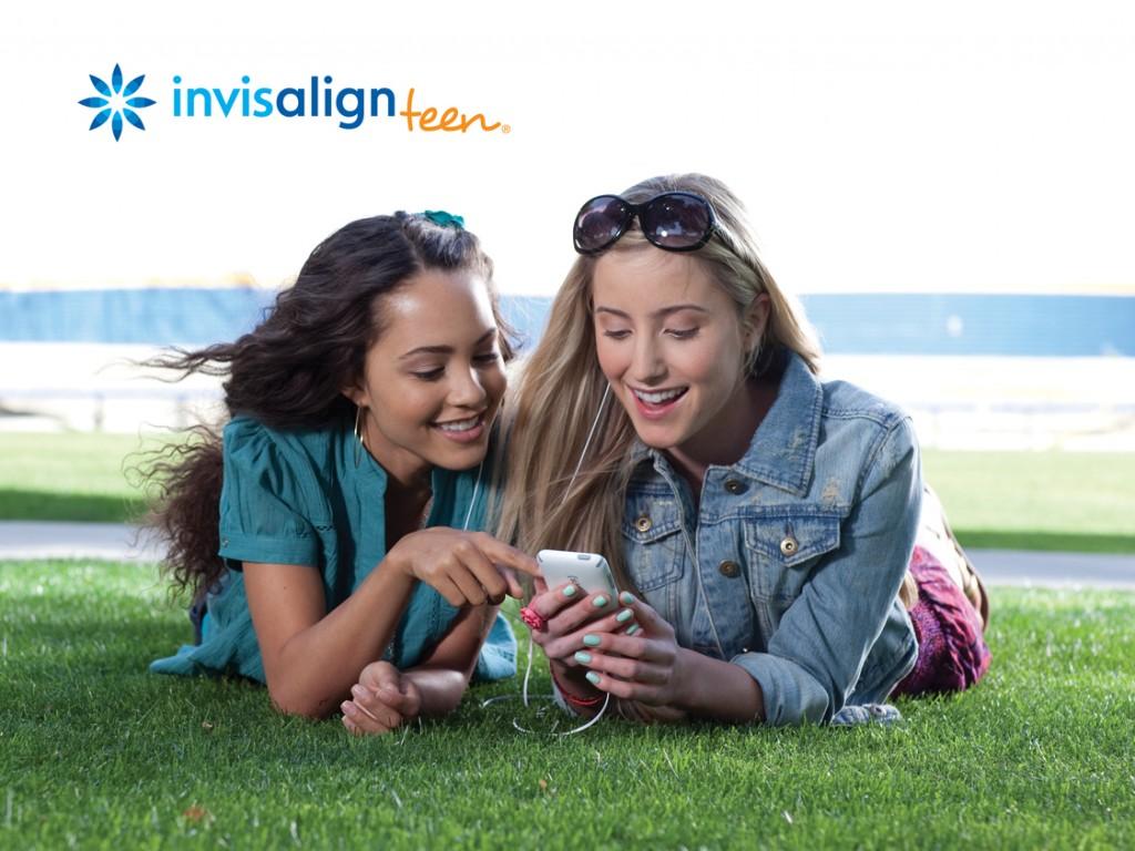 Invisalign Teen, la ortodoncia para jóvenes y adolescentes
