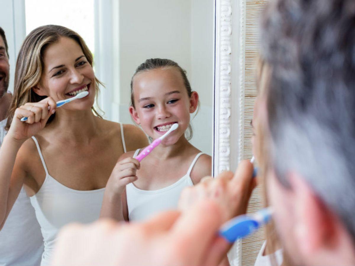 ¿Cuáles son las reglas básicas de la higiene bucodental?
