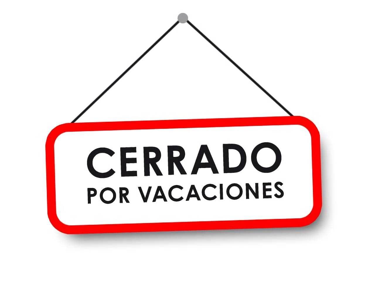 Clínica Dental Cuadrado cerrada por vacaciones en Semana Santa